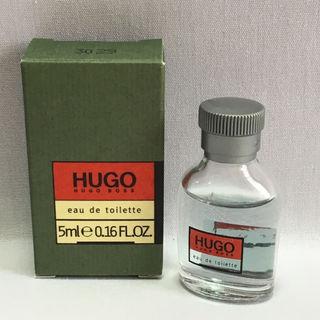 HUGO ヒューゴ ミニ香水 5ml 新品
