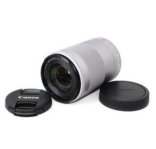 【新品未使用品】Canonミラーレスカメラ初の望遠レンズ