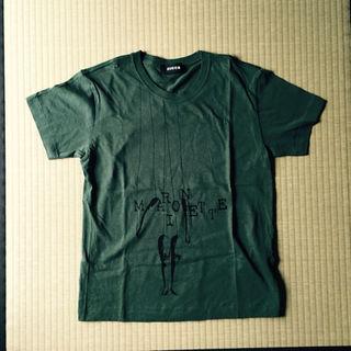 zucca 操り人形Tシャツ