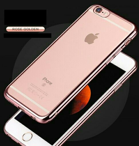 3 iPhoneカバー ソフト クリアケース ピンク