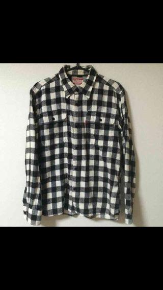 Levisリーバイス チェックシャツ