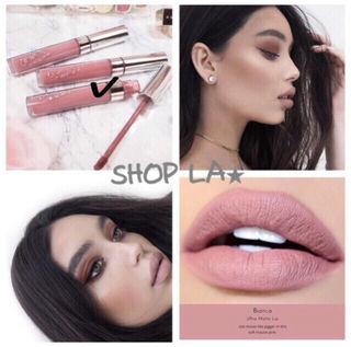 日本未発売Ultra Matte Lipstick