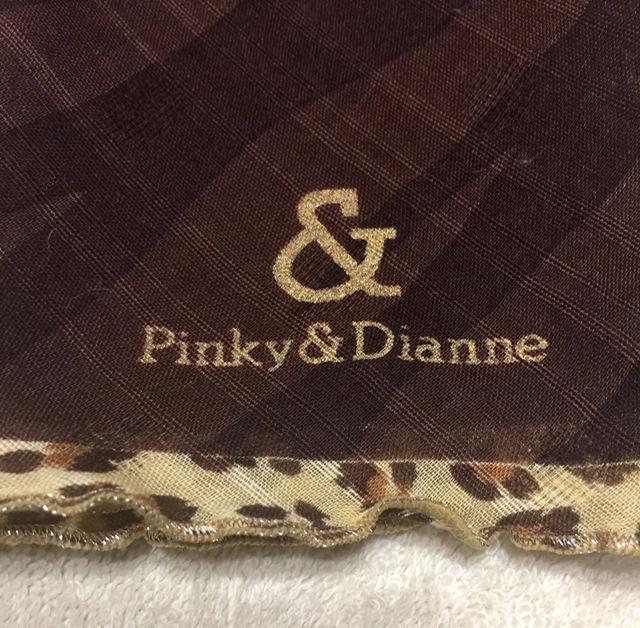 新品Pinky & Dianne 大判ハンカチ