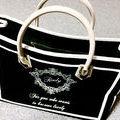 Rady ホテルシリーズバッグ ブラック L 正規品