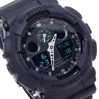 カシオ CASIO Gショック G-SHOCKブラック 時計