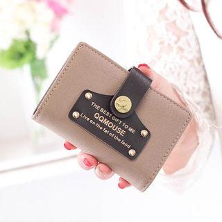 ◆便利グッズ◆ おしゃれ で かわいい カードケース ココア