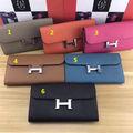 fc32大人気 HERMES 長財布 エルメス 選べるカラー