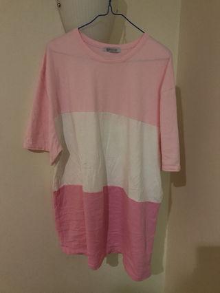 【値下げ】【スピンズ】オルチャンビッグTシャツ