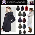 人気推薦 カナダグース ダウンコート防寒CG22