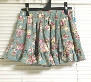 ROJITA 花柄 スカート