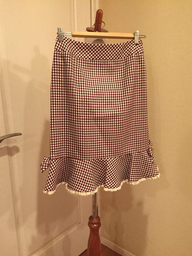 Rene international 女性らしいスカート