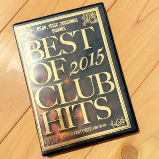 BEST OF 2015 CLUB HITS DVD
