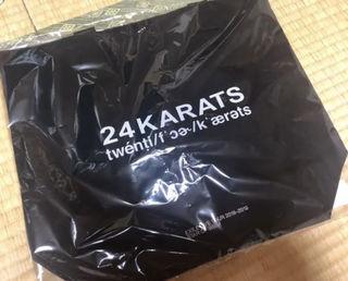 24karats トートバッグ