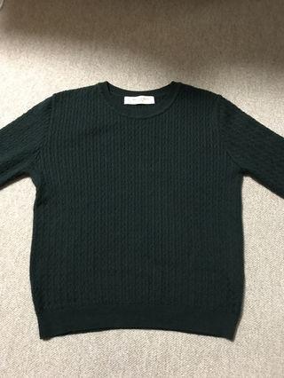 BEAUTY&YOUTH 2度着用 美品 セーター Fサイズ