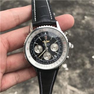 人気腕時計 ブライトリング クオーツ 直経42mm