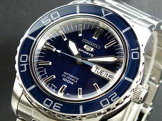 セイコー SEIKO セイコー5 スポーツ 自動巻き 腕時計