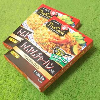 [6人前]トムヤムチャーハンの素(タイ式炒めごはん)タイ料理