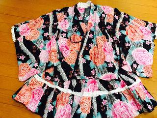 Lapafaitドレス浴衣