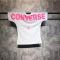 コンバース 新作Tシャツ 半袖 ファション