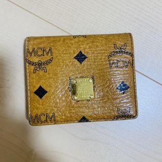 MCM 定期ケース カードケース 名刺入れ