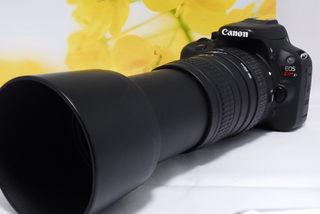 遠くの撮影カリで一番人気 Canon Kiss x7