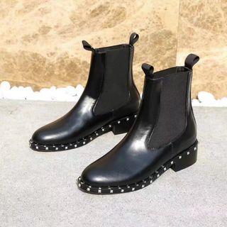 国内発送ヴァレンティノ定番人気ブーツ