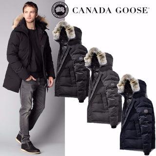 国内発送 カナダグース ダウンコート 防寒 高質