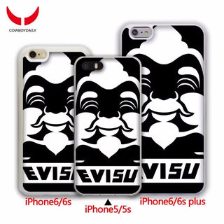 EVISU可愛いiPhoneケース 超人気