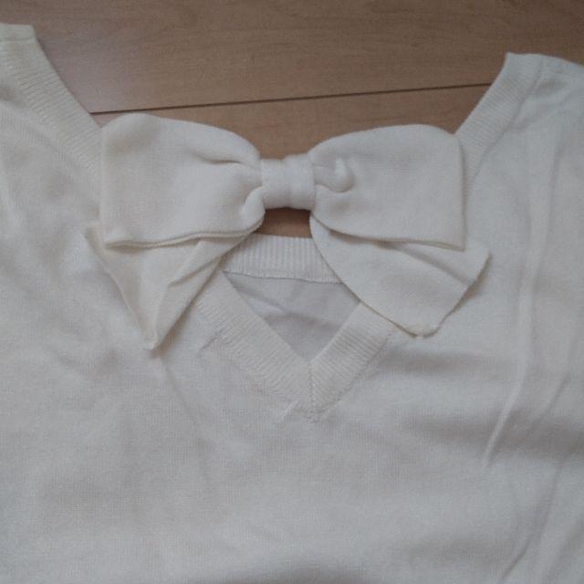 レストローズ 半袖 ニットサイズ2 サイズM