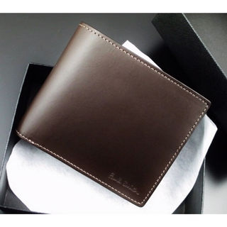 新品箱付 ポールスミス カラーフラッシュ 二つ折り財布
