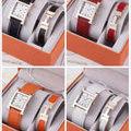 エルメス美品!腕時計とブレスレット2点セット 3-18