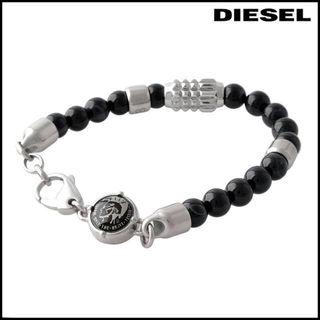 ディーゼル DX0847040 ビーズ メンズ ブレスレット