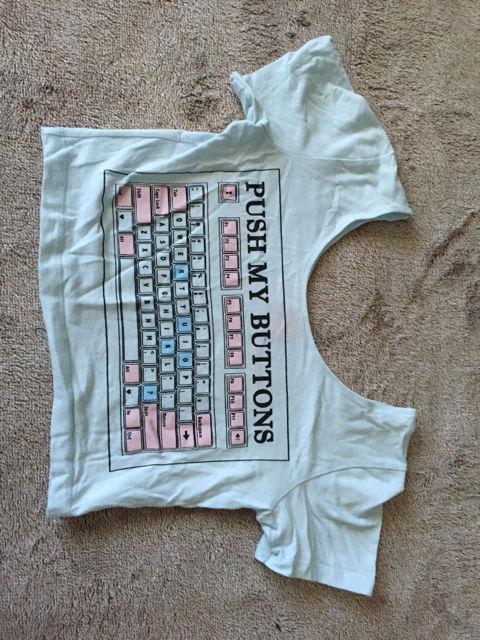 BUBBLES ショートTシャツ(BUBBLES(バブルス) ) - フリマアプリ&サイトShoppies[ショッピーズ]