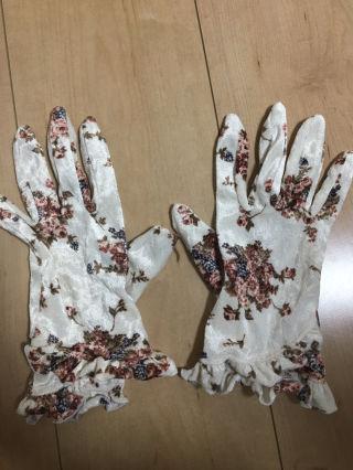 レストローズ   手袋