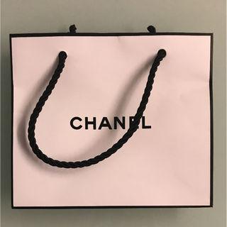 CHANELミニショップ袋
