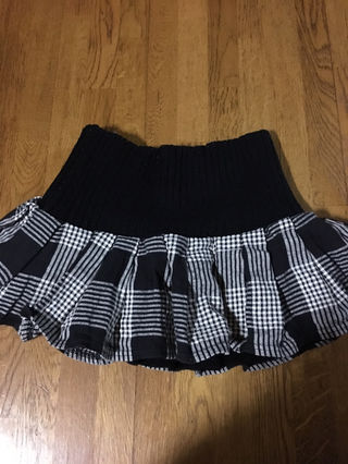one spo ミニスカート