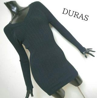 DURAS*リブワンピース