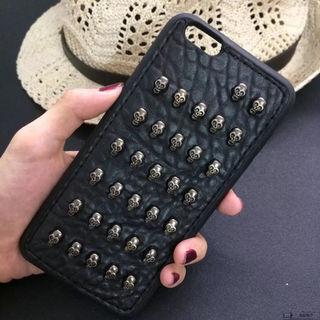 限定  chrome hearts  男女兼用 携帯ケース