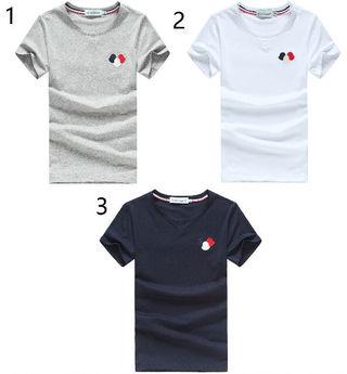 高品質新品MONCLER /モンクレールティシャツ男性用3色