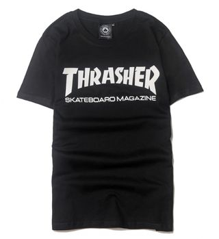 人気美品 THRASHER(スラッシャー)Tシャツth-14