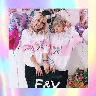 FIG&VIPERテニス刺繍ワンピ定価7020