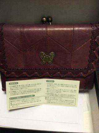 【送料込み】ANNA SUI 3つ折り 財布