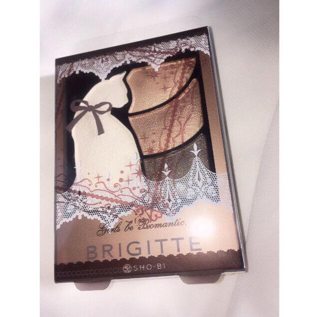 定価1620円BRIGITTE アイシャドウSET