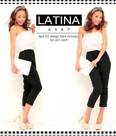 専用出品ANAP Latinaセットアップ(ANAP Latina(アナップラティーナ) ) - フリマアプリ&サイトShoppies[ショッピーズ]