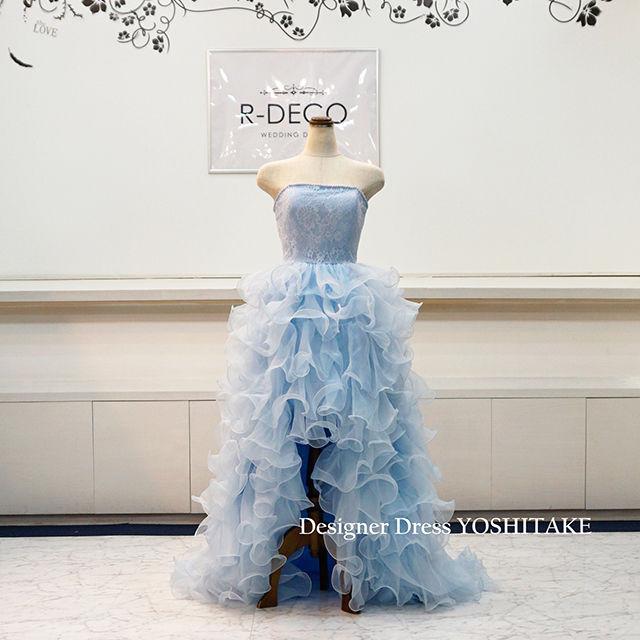 ウエディングドレス ブライダル二次会ドレス