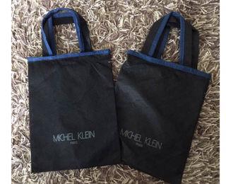 (送料無料)MICHEL KLEIN ショップ袋2P