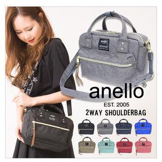 【送料無料】anello ショルダーバッグ レディース