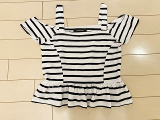 Loveboat フリルTシャツ