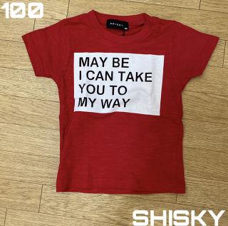 新品未使用 SHISKY キッズTシャツ