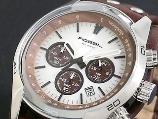 FOSSIL フォッシル クォーツ レザーベルト 腕時計